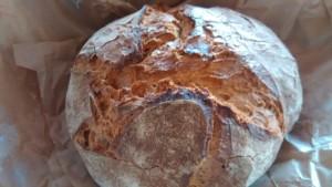 El pa és un element bàsic de la dieta mediterrània.