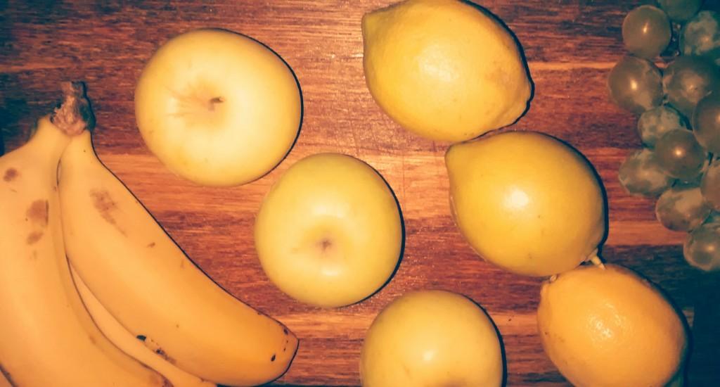 Fruita ecològics, de temporada i proximitat.