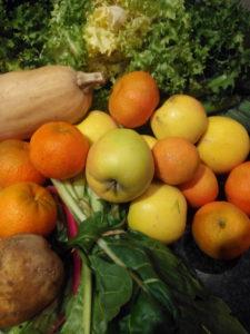 Alimentació ecològica i de proximitat